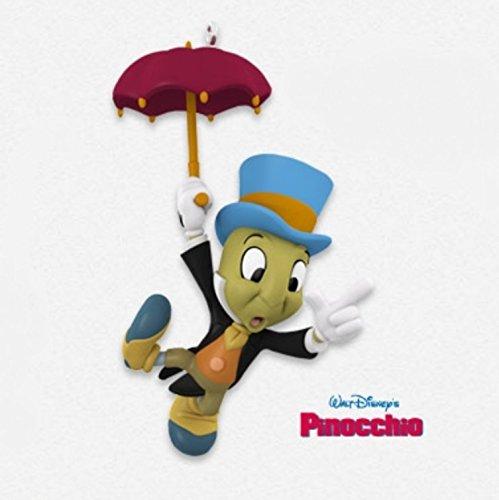 Disney Pinocchio – Jiminy Cricket 2015 Hallmark
