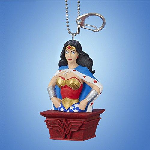 Kurt Adler Wonder Woman Clip-On Ornament – WW1151