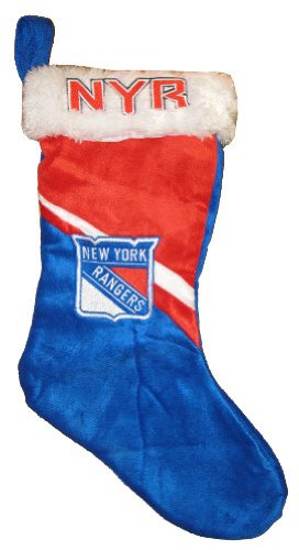 New York Rangers Official NHL 17″ Christmas Stocking by Forever Collectibles