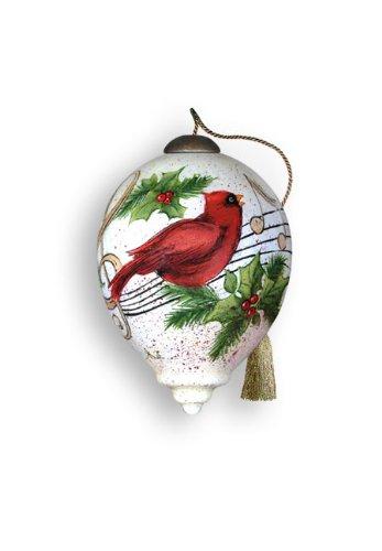 Ne'Qwa Holiday Music Ornament