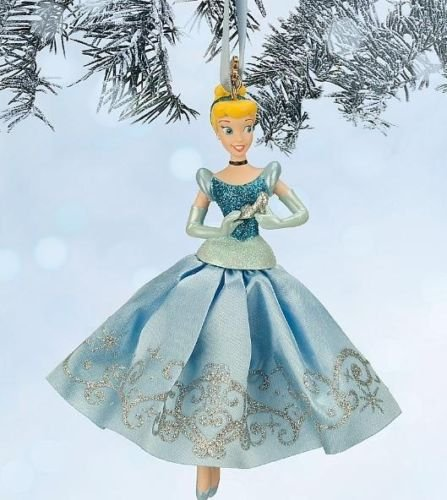 2014 Disney Sketchbook Christmas Ornament Princess (Cinderella)