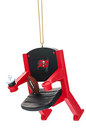 Tampa Bay Bucs Stadium Chair Ornament