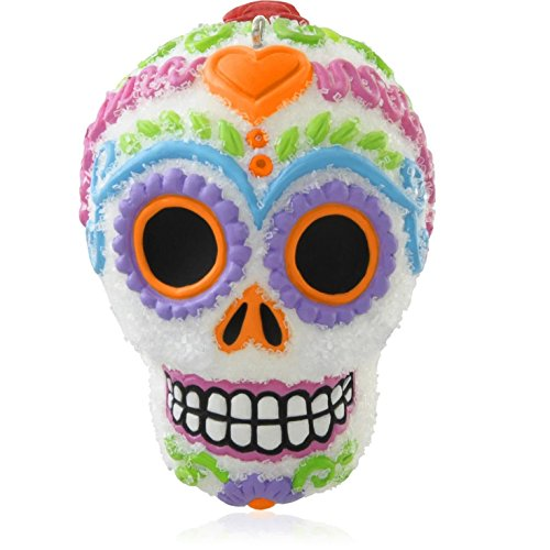 Sweet Skull Ornament 2015 Hallmark