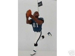 Terrell Owens Philadelphia Eagles Christmas Ornament