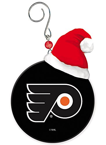 Team Ball Ornament, Philadelphia Flyers