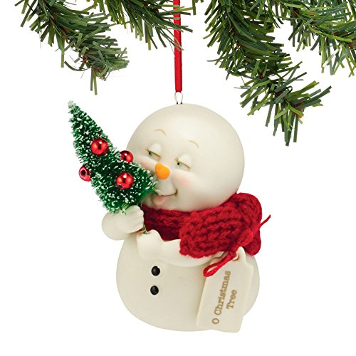 Department 56 Snowpinions of Christmas Tree Ornament