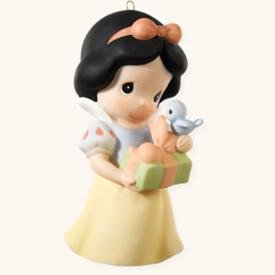 2008 Limited Edition – Hallmark Precious Moments Snow White Ornament