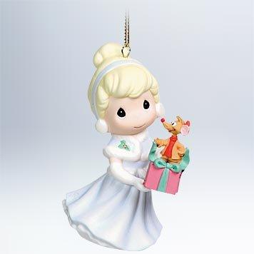 Cinderella Precious Moment 2011 Hallmark Ornament – QXD1017