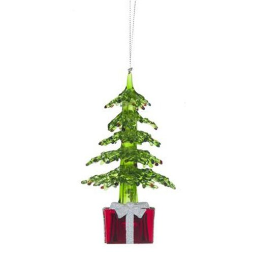 Ganz Light up Christmas Tree Ornaments