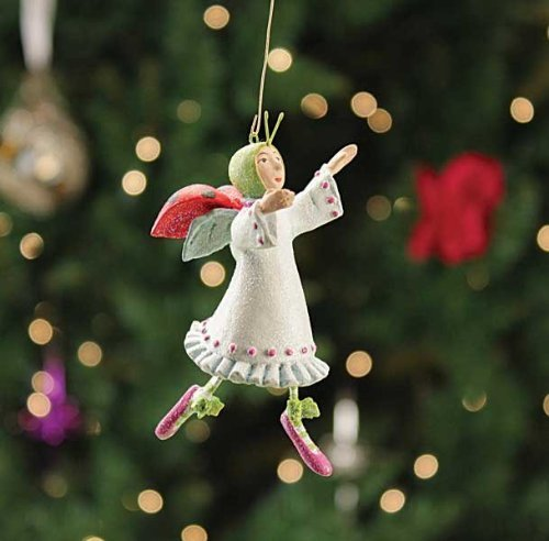 Patience Brewster Mini 12 Days Lady Dancing Ornament