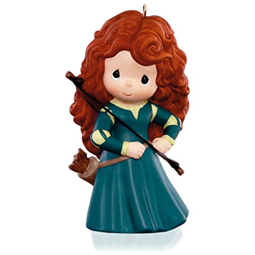 Disney/Pixar – Precious Moments Brave Princess Merida Ornament 2015 Hallmark