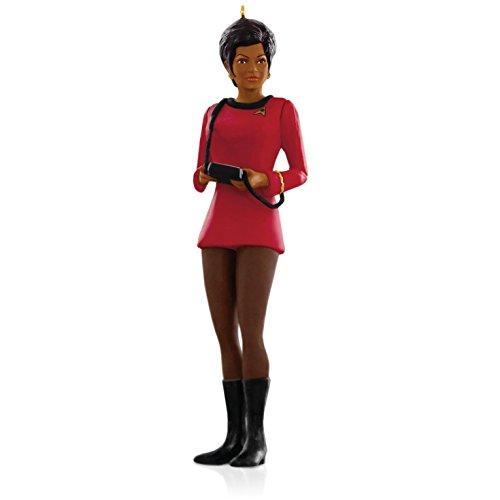Hallmark QX9227 Star Trek Lieutenant Nyota Uhura Ornament