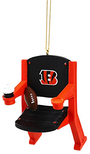 Cincinnati Bengals Stadium Chair Ornament