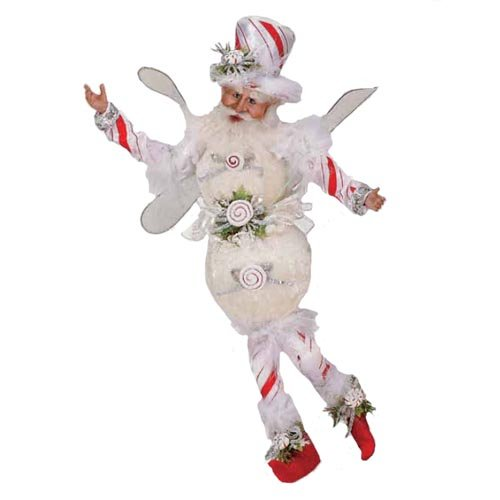 Mark Roberts Fairies, Snowman Fairy, Medium 17 Inches Packaged with an Offical Mark Roberts Gift Bag