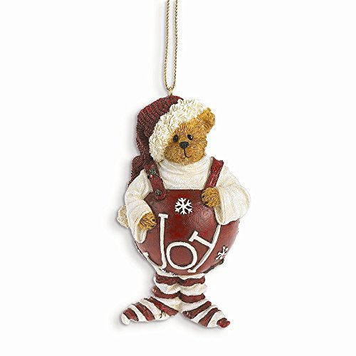 Jewelry Best SellerBoyds Bear Joy Santa Ornament