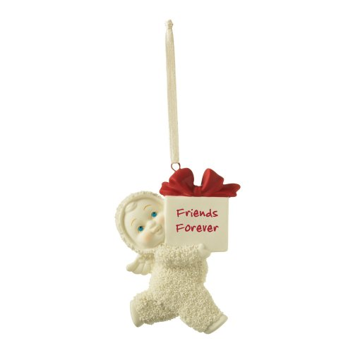Department 56 Snowbaby Friends Forever, Christmas Ornament