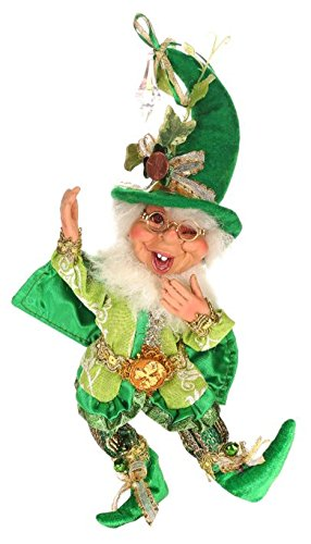Mark Roberts Lucky Little Elf Sm 9.5″ 2015 St. Patricks Day