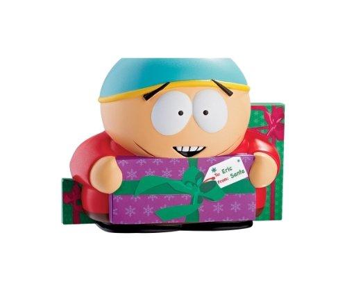 Carlton Cards Heirloom South Park Cartman Cartoon Musical Christmas Ornament