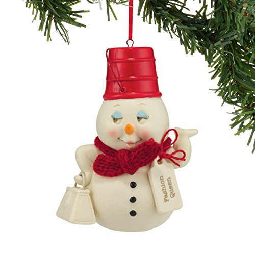 Department 56 Snowpinions Fashion Statement Ornament