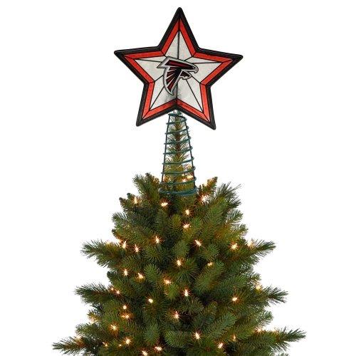 Atlanta Falcons Star Treetopper