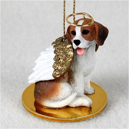 Beagle Angel Dog Ornament