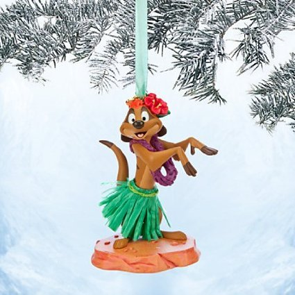 Disney Limited Edition Timon Sketchbook Ornament – The Lion King