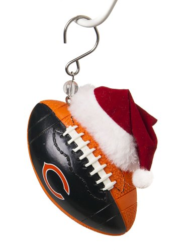 Team Ball Ornament, Chicago Bears