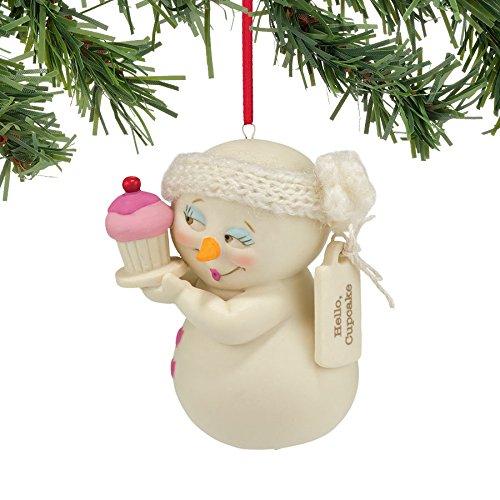 Department 56 Snowpinions Hello Cupcake Ornament
