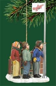 A Christmas Story – Triple-Dog-Dare Carlton Cards Christmas Ornament