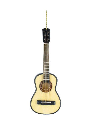 Music Treasures Co. Acoustic Guitar Christmas Ornament