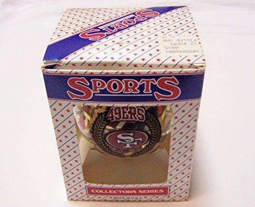Sports Collectors Series San Francisco 49ERS Christmas Ornament