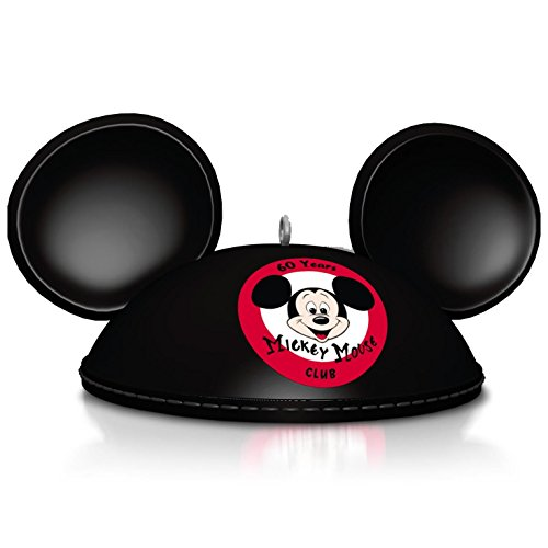 Disney The Mickey Mouse Club 60th Anniversary Ornament 2015 Hallmark