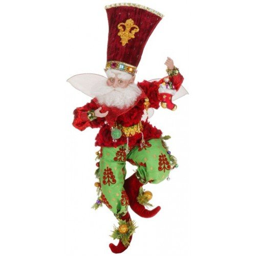 Mark Roberts Fairies, Christmas Ornament Fairy Medium 18 Inches Packaged with an Official Mark Roberts Gift Bag
