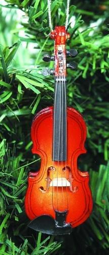 Music Treasures Co. Violin Christmas Ornament