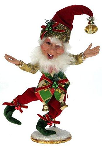 Mark Roberts2014 Bell Ringer Elf sm 10.5″