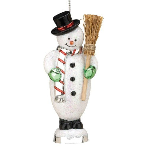 Reed & Barton Vintage Snowman Ornament