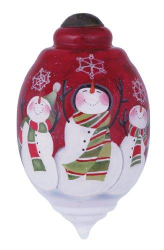Ne'Qwa Snowflake Friends Ornament