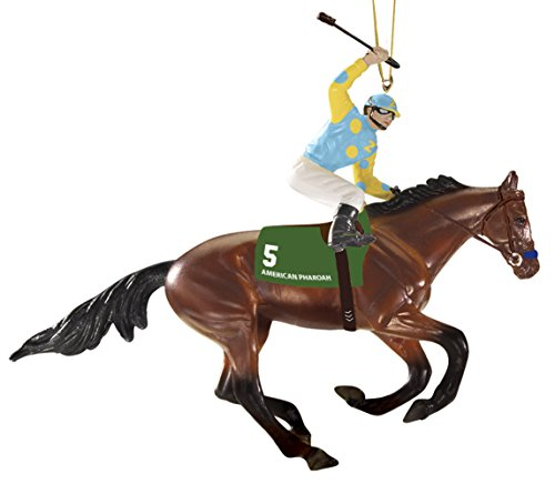 Breyer American Pharaoh Holiday Ornament
