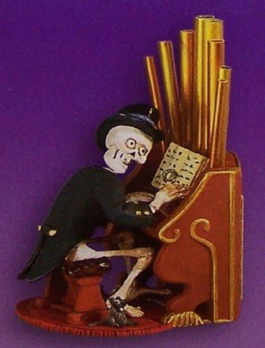 Old Ned, the Musician Hallmark Halloween 2004 Keepsake Ornament