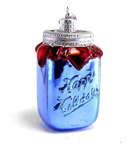Canning Jar Mason Jar Ornament