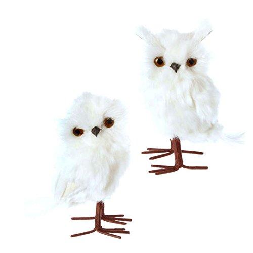 RAZ Imports – 6″ Owls – Set of 2