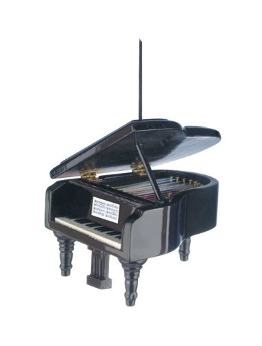 Music Treasures Co. Grand Piano Christmas Ornament