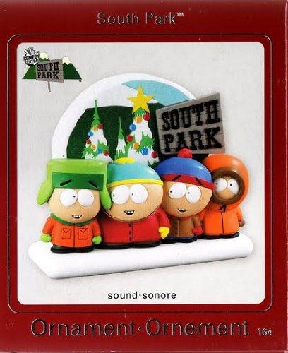South Park Kids 2009 Carlton Ornament