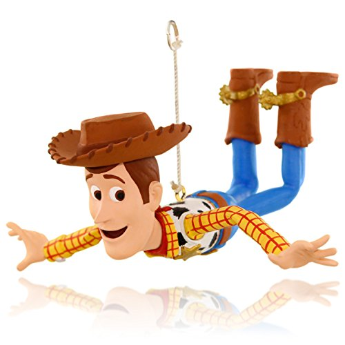 Hallmark Keepsake Ornament Disney/Pixar Toy Story Woody is on a Mission