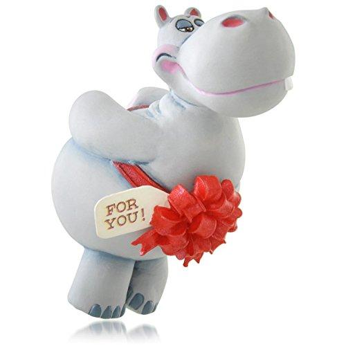I Want A Hippopotamus For Christmas Musical Ornament 2015 Hallmark
