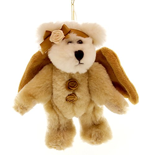 Boyds Bears Plush SERENA GOODNIGHT Fabric Angel Bear Ornament 5623208