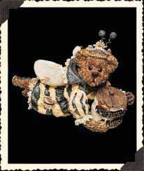 Boyds Bears Sage Buzzby – Bee Wise Retired 25715