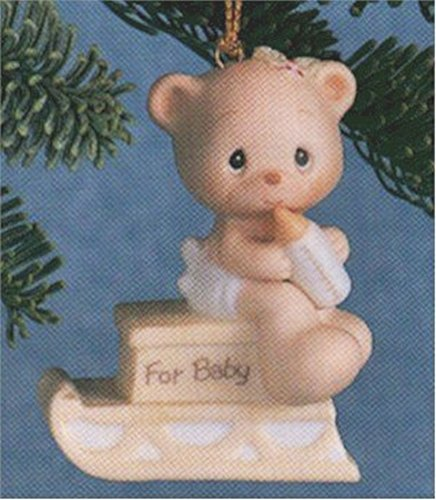 Precious Moments May Your Christmas Be Warm (Ornament For Baby) #470279