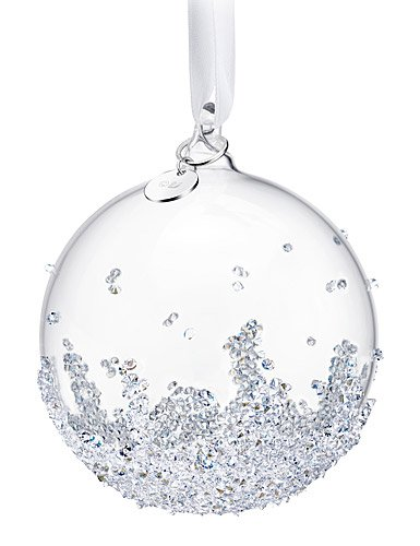 Swarovski 2015 Christmas Ball Ornament, Small