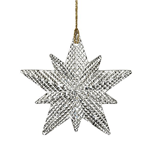 Marquis By Waterford Star Christmas Ornament